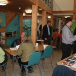 Local food producers at Tamar Valley Centre 10 Oct 2012-1