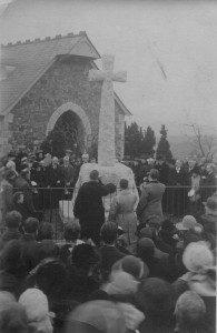Calstock War memorial (CPAT)