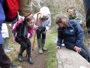 Otter_survey_training_day-credit Alice Hughes