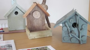 REACCH bird boxes