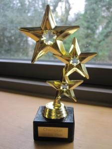 Jo's award