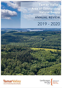 TVAONB Annual Review cover