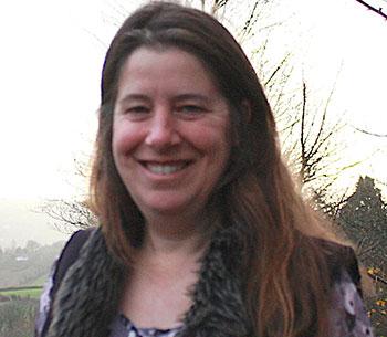 Lesley at The Tamar Valley AONB